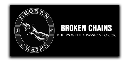 Broken Chains - Bikers with a passion for CR
