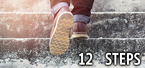 Celebrate Recovery 12 Steps and Biblical Comparisons